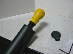 マルイスタンダード電動M4のストックチューブ分解