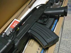 CYMA AK47タクティカルとマルイAK47用多弾ショートマグ