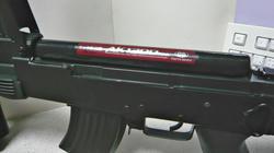 CYMA AK47タクティカルCM.039CとAK1300バッテリー