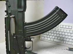 CYMA AK47タクティカルCM.039CとマルイスペアマガジンAK