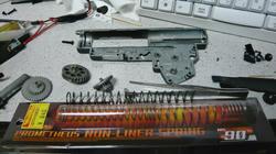 ライラクス プロメテウスノンライナースプリングMS90