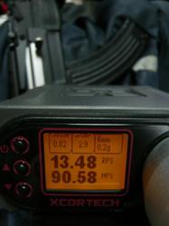 CYMA AK47タクティカルCM.039CとマルイAK1300バッテリー