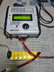 BOYI M4CQB付属バッテリー