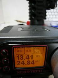 BOYI M4CQBとマルイニッケル水素8.4VミニSバッテリー