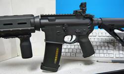 トイスターM4A1カービンとMAGPUL PTS E-MAG