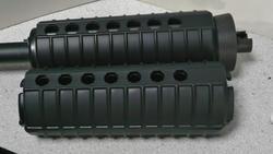 マルイスタンダード電動M4ハンドガードとG&G CM16 Carbine Light(CQB)ハンドガード