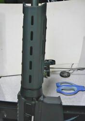 マルイスタンダード電動M4とベータプロジェクト16インチアウターバレル