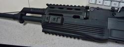 CYMA AK47タクティカルCM.039Cアウターバレル換装