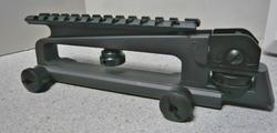 SHS M16キャリーハンドルマウントとマルイスタンダード電動M4A1のキャリーハンドル