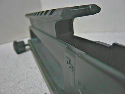 SHS M16キャリーハンドルマウントとG&G CM16のキャリーハンドル