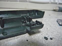 中華エアコキバレットM82A1にオマケで付いてきたハンドガン分解