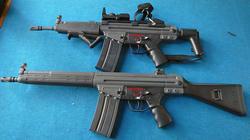 中華エアコキMC51とG3A3