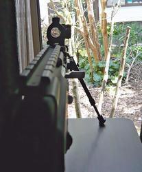 CYMA AK47タクティカルとNB T-1タイプドットサイトレプリカ