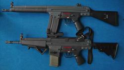 中華エアコキG3A3とMC51
