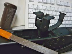 マルイ次世代AKS74Uマガジンキャッチ改善