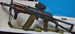 マルイ次世代AKS74U