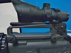 M16/M4キャリハンとACOG TA31レプリカ