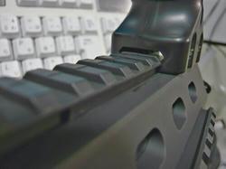 マルイ電動ガンBOYS専用フォアグリップと中華エアコキバレットM82A1