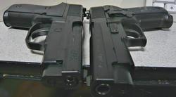マルイP228とP226レイル