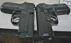 マルイP228とクーガーG