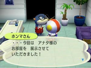 Wiiのどうぶつの森 ハッピールームアカデミー