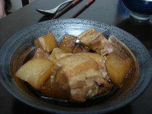 簡単料理レシピ,豚角煮の作り方