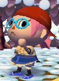 Wiiの街へいこうよどうぶつの森,マイデザインPRO,ゲーセンの制服