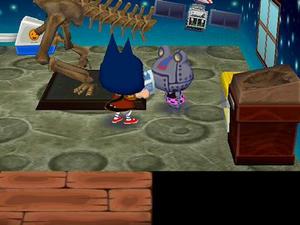 Wiiの街へいこうよどうぶつの森,2月13日はガチャの誕生日。