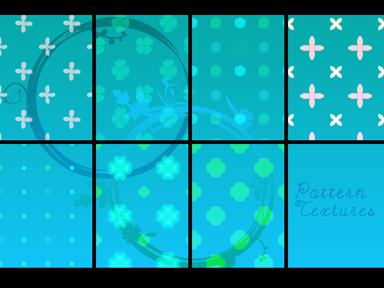 パターン7種セット見本画像