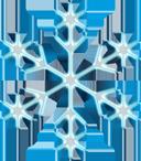 雪の結晶パーツ1