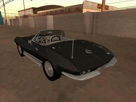 1967 Corvette Conv