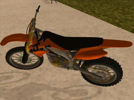KTM 450SX