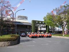 近代的になっていた武蔵境駅