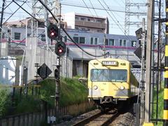 多摩川線と京王線の交差ポイント!
