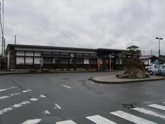 仙崎駅にて