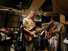 和田さんのギター・ソロ!