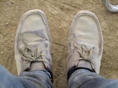 靴もビックリ(笑)!