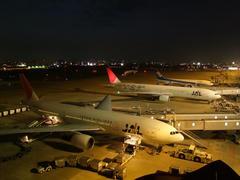 福岡空港にて…名残惜しいですな…