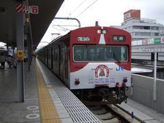 JR播但線の姫路側の普通列車を担当するのは、通勤型車両の王道103系