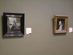 フェルメールの、この絵は有名ですね
