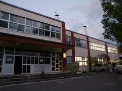 夢輝さんの出身中学校である、東中学校