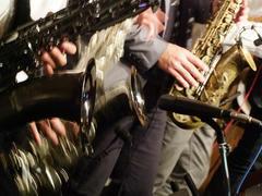 4本の管楽器が繰り出すサウンドは…熱いです!