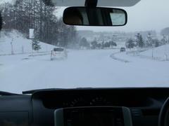 さすが北海道の道!…と言わざるを得ません