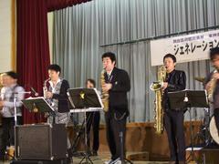 鈴木先生が、GG と同じ舞台へ!
