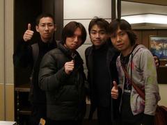 バンド・メンバー写真!