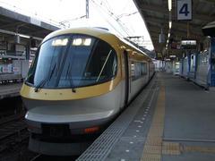 """乗った列車は""""伊勢志摩ライナー""""…鳥羽駅にて"""