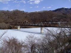 奥の道路橋は、以前は無かったように記憶してます