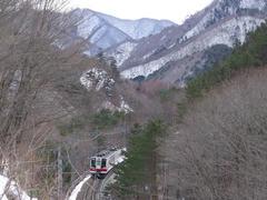 """男鹿高原""""駅前""""から、栃木県側(南側)を望みます"""