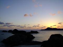 阿嘉島からの景色は…見ての通り美しい!