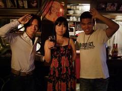 今度の沖縄ツアーは、この3人で向かいます!
